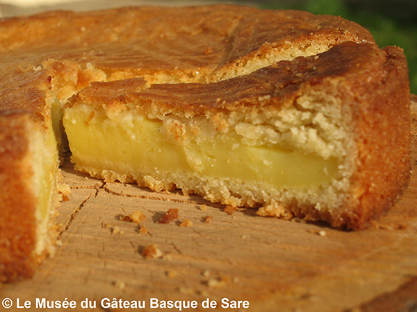 La véritable recette du gâteau basque traditionnel. photo001