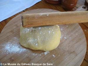 Préparation recette - Musée du gâteau basque