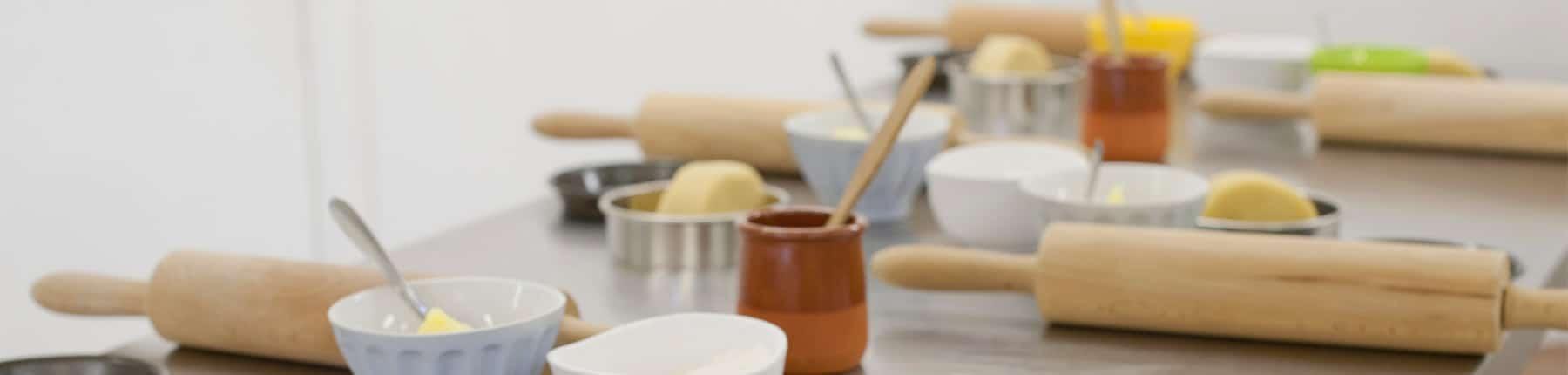 Atelier Pâtisserie au musée du gâteau basque