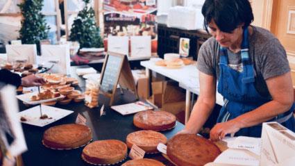 Le musée du gâteau Basque à Paris en mode Basque 2019