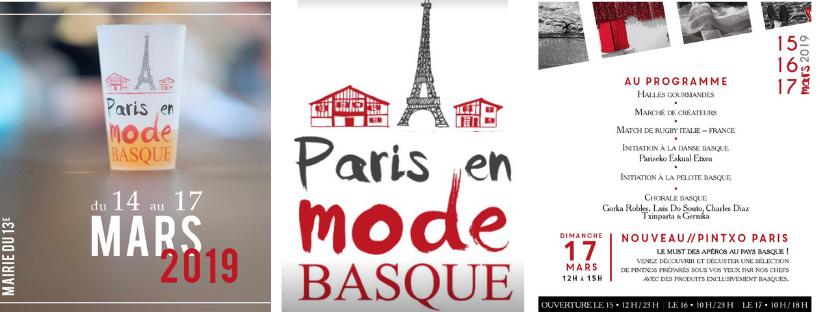 Bannière Paris en mode Basque-Le musée du Gâteau Basque